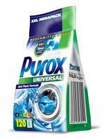 Универсальный стиральный порошок Purox Universal 10кг. 120 стирок Германия