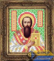 Схема иконы для вышивки бисером - Василий Великий Святой, Арт. ИБ6-053