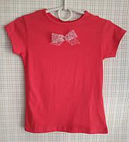 Детская футболка для девочки, 2,3 года