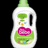 Жидкое средство для стирки детского белья Teo bebe с алое 1,3л