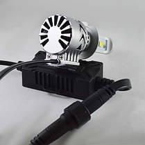 Комплект LED ламп в основные фонари, Цоколь Н7, серия G8, 36W, 6000 Люмен/Комплект, фото 3