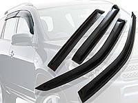 Ветровики Субару Форестер / Subaru Forester III 2008- Cobra Tuning