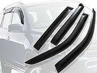 Ветровики Опель Вектра C / Opel Vectra C Sd 2002- Cobra Tuning