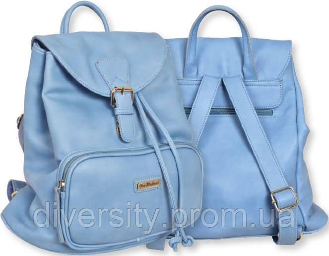 Стильная сумка- рюкзак  Weekend w-16 от компании Yes
