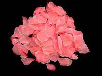 Лепестки роз розовые 150 шт.