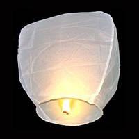 Небесный фонарик Купол (белый)