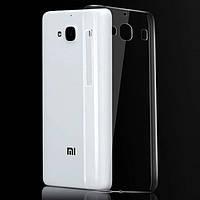 Чехол силиконовый Ультратонкий Epik для Xiaomi Redmi 2 Прозрачный