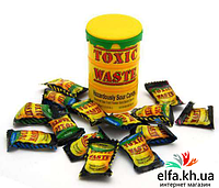 Конфеты Toxic Waste Новинка!!!