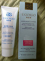Пенка-пилинг с аминокислотами UGOIGO, 120 мл.