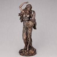 Бронзовая статуэтка Фортуна (27 см)