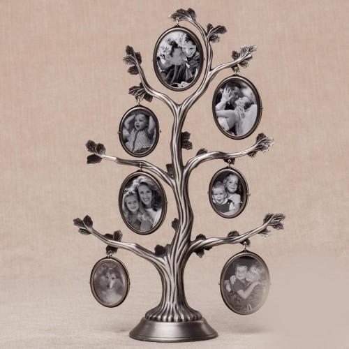 """Фоторамка семейное дерево """"Воссоединение"""" 27см"""