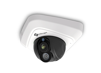 Купольная миниатюрная IP-видеокамера  с ИК подсветкой Milesight MS-C3582-PA