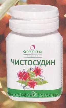 Чистосудин 60табл