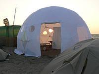 Купольна палатка.