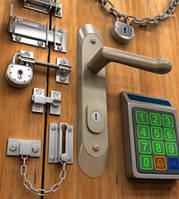 Установка замков в (на) металлическую дверь не стандартной конструкцийДнепропетровск