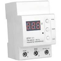 Цифровой индикатор напряжения glaz V1
