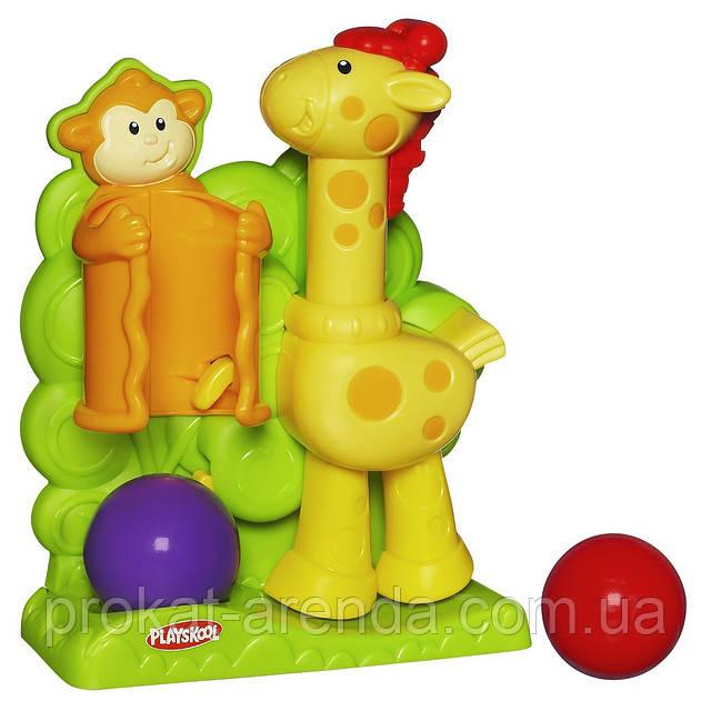 Игрушка Жираф и мячики