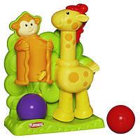 Игрушка Жираф и мячики, фото 1