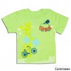 """Детская футболка для мальчика """"Велосипеды"""" (10106), Габби"""