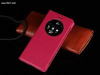 "Чехол Smart-View Case для Asus Zenfone 2 (5.5"") red"