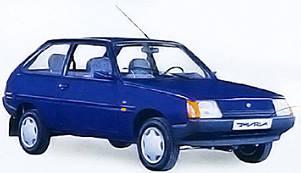 Тюнинг ЗАЗ 1102 Таврия (1987-2007)