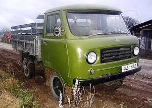 Тюнинг УАЗ 450