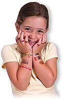 Набор татуировок Melissa & Doug Мои первые временные татуировки - Ювелирные изделия, 130 шт (MD2194)