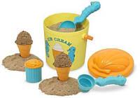 Набор для приготовления песочного мороженого Melissa & Doug Speck Seahorse Sand Ice Cream Set (MD6433)