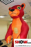 Надувной костюм Тигр
