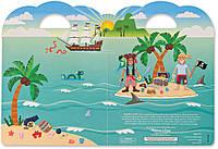 Объемные наклейки Melissa & Doug Пираты (MD9102)
