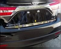 Молдинг на крышку багажника Toyota Avalon 2013-on
