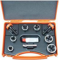 Комплект штампов Alfra Тристар, PG  9/11/13/16/21/29/36/42/48 и Ø 30,5 мм