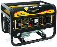 Генератор бензиновый FORTE FG 8000E BPS