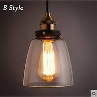 Светильник подвесной Loft B Style, фото 1