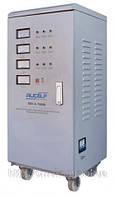 Стабилизатор электромеханический трехфазный RUCELF SDV-3-15000 RUC