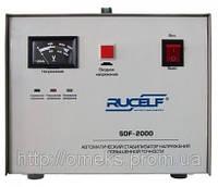 Cтабилизатор переменного напряжения Rucelf SDF — 2000 RUC, фото 1