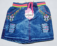 Юбка джинсовая  Aynur