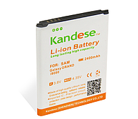 Усиленный аккумулятор Samsung Galaxy GT- i9080 Grand EB-L1G6LLU Kandese