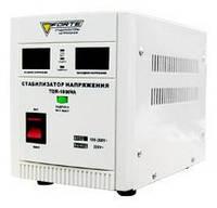 Cтабилизатор напряжения FORTE TDR-1000VA BPS