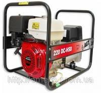 Сварочный генератор AGT WAGT 220 DC HSB R26