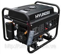 Бензиновый генератор Hyundai HHY 3000FE + со счетчиком моточасов KOR