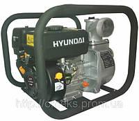 Мотопомпа Hyundai для чистой воды HY-100 KOR