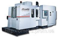 Горизонтальный фрезерно-расточной центр Litz LH500A