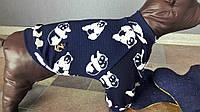 Толстовка Мишка Dogs Bomba 28-33см для собачек  (Y-6 размер 5(S2)
