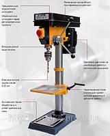 Сверлильный станок FDB Drill 25 DMX