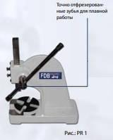 Ручной пресс (дорновый) FDB PR-1 (1 тонна) DMX