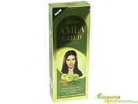 """Масло Амла Дабур """"Золотое"""", для волос. Обладает прекрасным восстанавливающим действием"""