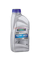 RAVENOL масло моторное 10w-40 TEG /для двигателей с ГБО/ - 5 л канистра 1 л