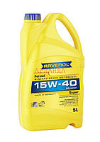 RAVENOL масло моторное 15w-40 Formel Super / MB-227.1/ - 5 л