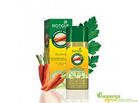 Лосьон Био Морковь SPF 40 с UVA/UVB фильтрами Биотик. Для защиты кожи от вредного воздействия солнца